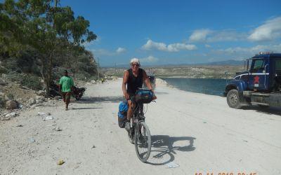 Vor der Grenze Haiti/DomRep