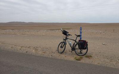 Die ersten 40 km