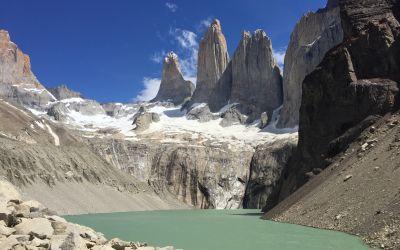 Die sagenhaften Torres del Paine