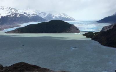 Ein RiesenGletscher