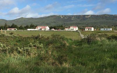 Estancia in der Pampa