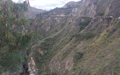 -- steile Aufstiege --