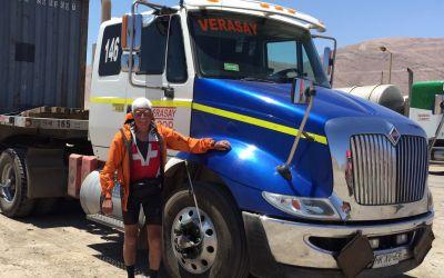 Mein Retter aus der AtacamaWüste