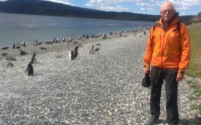 Bei den Pinguinen von Ushuaia - Endstation