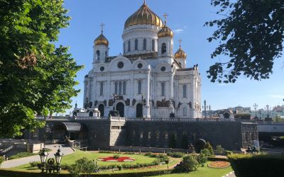 Sitz des Patriarchen