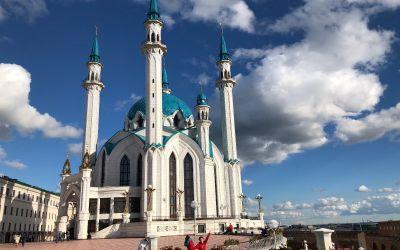Phantastische Moschee