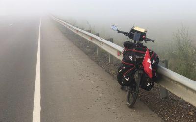 Meistens Nebel am Morgen
