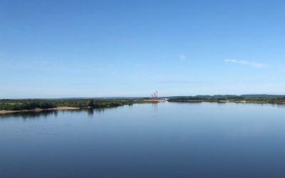 Selenzha/ Zeya-Fluss