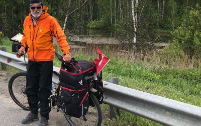 Unterwegs in Sumpf und Wald