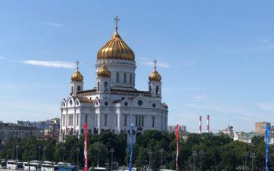 Moskau, Sitz des Patriarchen