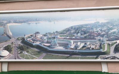 Kasan, Bild vom Kreml