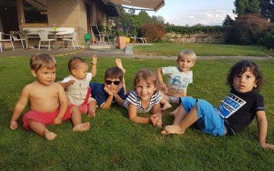 6 Enkel - HeimwehBild aus WhatsApp