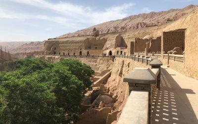 Buddha-Höhlen