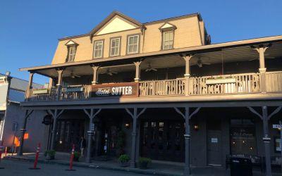 Sutter-Hotel in Sutter Creek