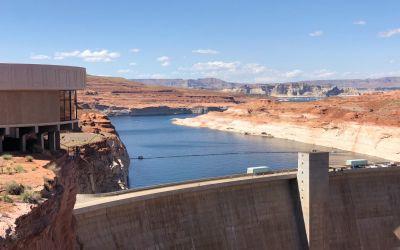 Dam und Lake Powell