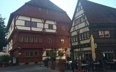 Bad Saulgau und dann nach Hause