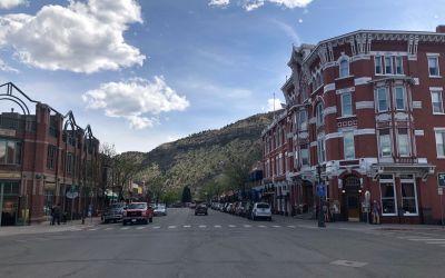 Durango, mein Hotel