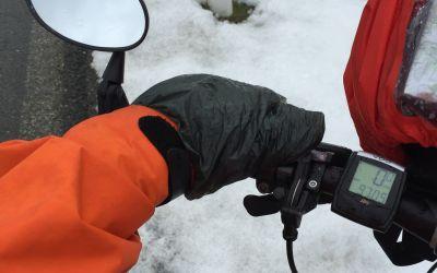 Hundesäcklein gegen die Kalte auf Gerold und Felber/TauernPass