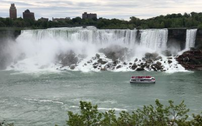 American Falls, 10% des Wassers