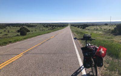 — über die Great Plains —
