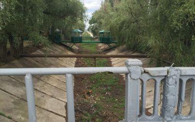 Kein Weg nach der Ukraine, auch kein Wasser mehr von der Ukraine auf die Krim