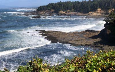 Oregons Pazifik