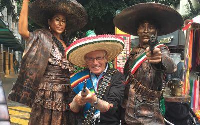 Erinnerung an MexikoCitiy