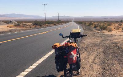 Die endlose MojaveWüste