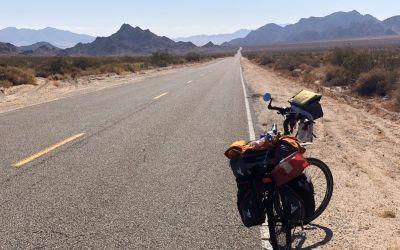 Endlos durch die MojaveWüste