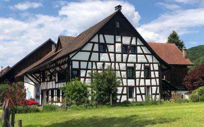 Tössriedern - über 500 Jahre alt