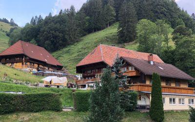 Gehöft im Schwarzwald