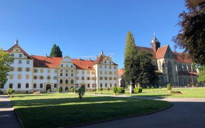 Salem, riesige KlosterAnlage