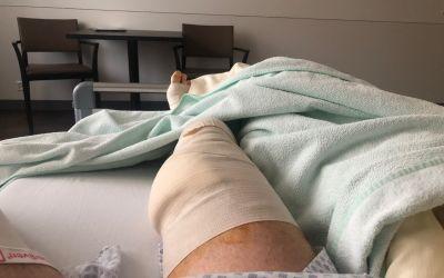 Nach der Operation