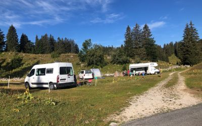 Wildes Campieren
