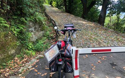StradaRomana, Steilheit nicht darstellbar