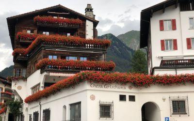 Klosters: Welche Pracht