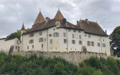 Schloss La Sarraz