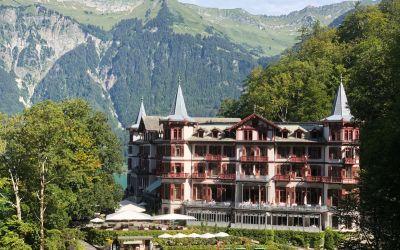 Hotel Giessbachfall