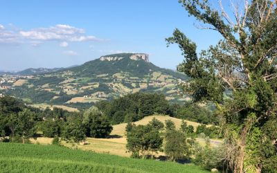 Tafelberg des Apennins