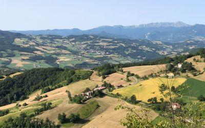 Zagelberg des Apennins