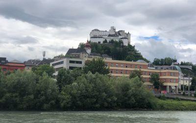 Alles überragende Salzburg
