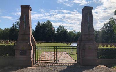 Soldatenfriedhof 1.WK