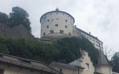 Festung Kufstein (gestern)