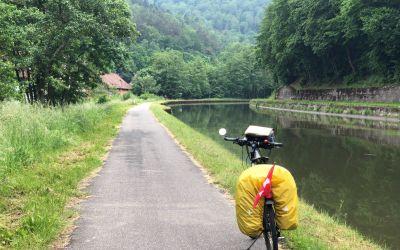 Kanalwege in Frankreich