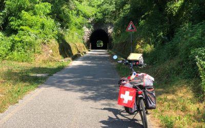 Altes BahnTrassee