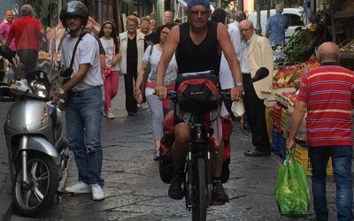 Durch die Gassen von Neapel