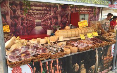 Man verhungert nicht in Italien