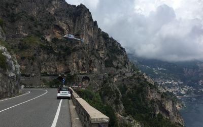 Die Küste von Amalfi
