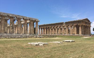 Das altgriechische Paestum