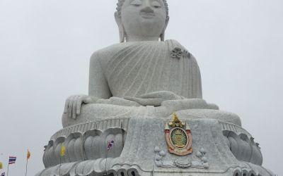 Der wirklich grosse Buddha